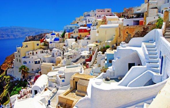 известнейший курорт Греции