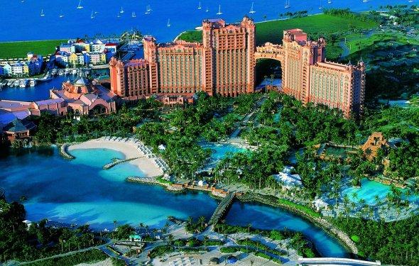 багамские острова отели
