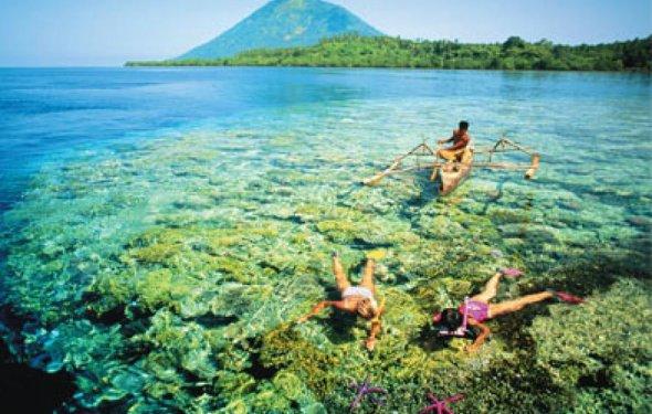 Отдых на Бали: отели и горящ