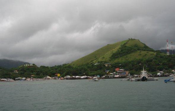 Бусуанга в сезон дождей