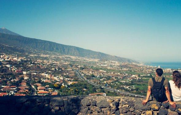 Вулканический остров Тенерифе