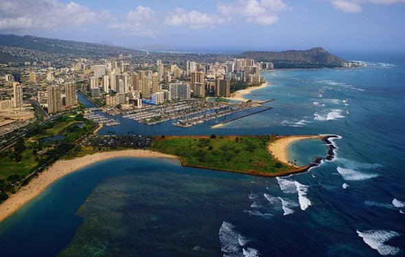 На Гавайях