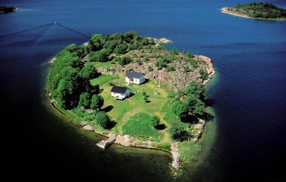 Курортные острова Европы