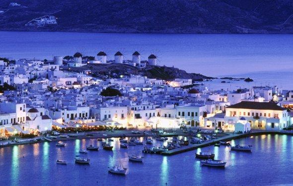 Все острова Греции перечислить