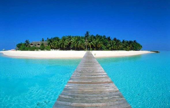 Отдых на Мальдивах в январе