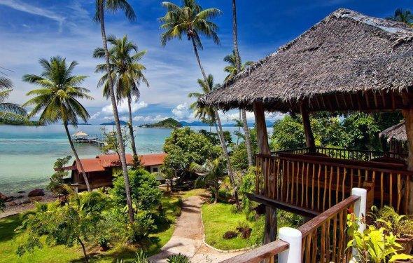 Отдых в Таиланде на острове Ко