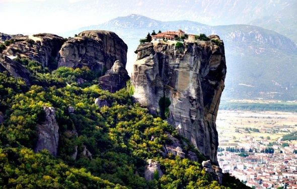 Отдых на островах в Греции: