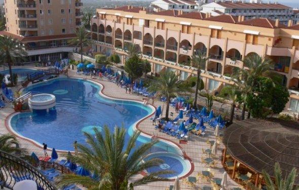 Отель Dunas Mirador 3