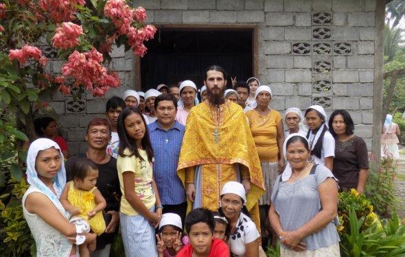 Продолжается миссионерская