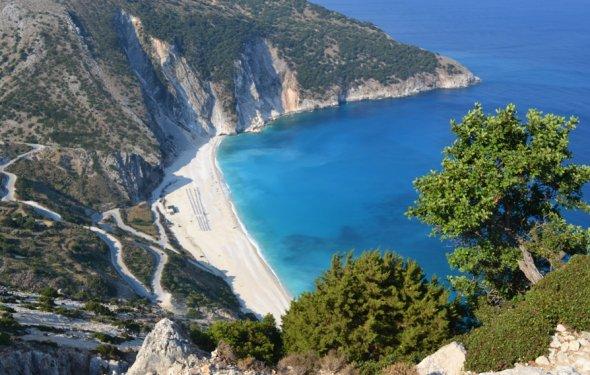 Пляж Миртос - Самые красивые