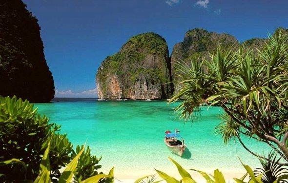 Самые красивые острова