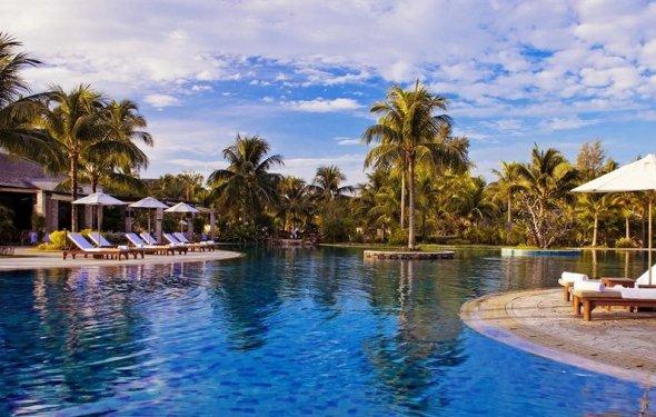 самые красивые отели тайланда