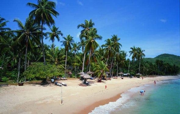 Фантастические пляжи