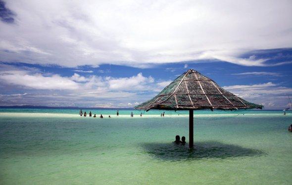 Пляжи Себу, отдых на Себу