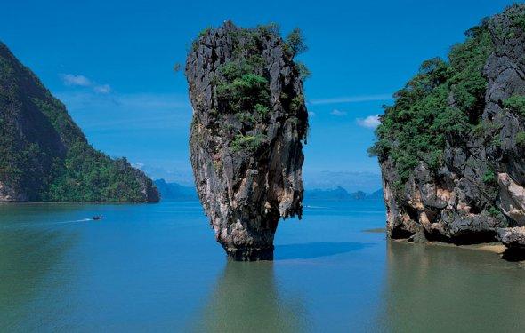 Скальные шедевры природы
