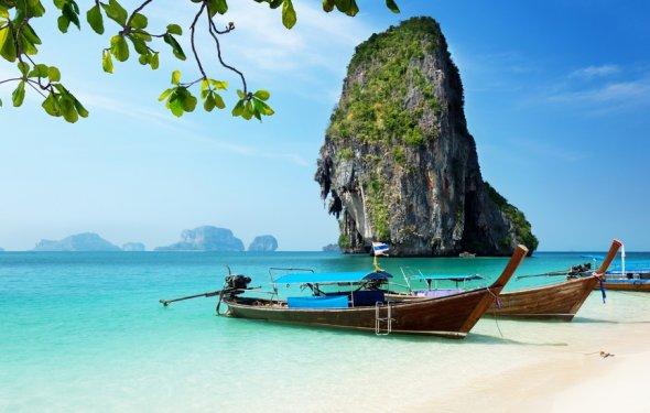Остров Краби, Таиланд