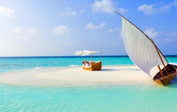Мальдивы это 1190 островов