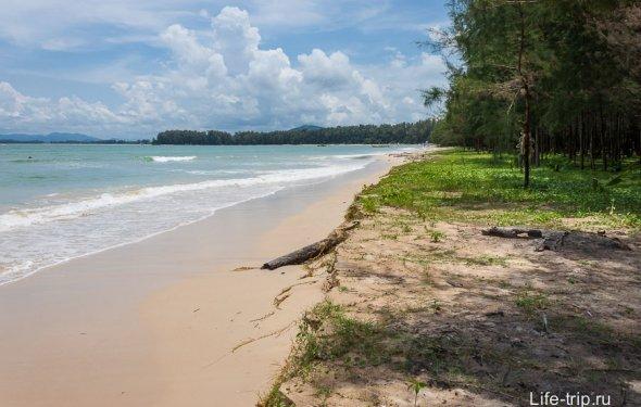 Пляж Най Янг — Nai Yang Beach